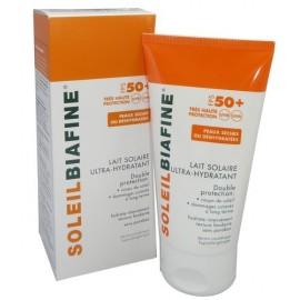 Biafine Soleilbiafine Lait Solaire Ultra-Hydratant (Fps 50+) Peaux Sèches Et Déshydratés ( 150 ml )