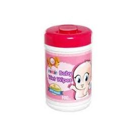 Farlin Lingettes Anti-Bactérie /100 Pcs