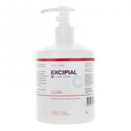 Excipial Clean Nettoyage Cutané Doux Mains 500ml