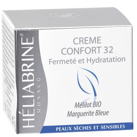 Heliabrine Confort 32 Crème Fermeté et Hydratation 50 ml