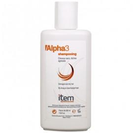 Item Shampoing Alpha3 Cheveux Secs 200 ml