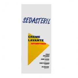 Sédastéril Crème lavante Anti-septique 250 ml