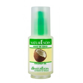 NatureSoin Huile Coco (50ml)
