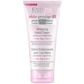 Eveline White Prestige 4D Crème Eclaircissante pour Les Mains (100 ml)