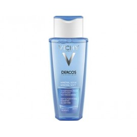 Vichy Dercos Mineral Doux Shampoing Doux Fortifiant 200 ml