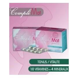 Complémat Grossesse Vitamines + minéraux (30 gélules)