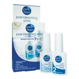 Pearl Drops pure bleaching white 7 jours double action