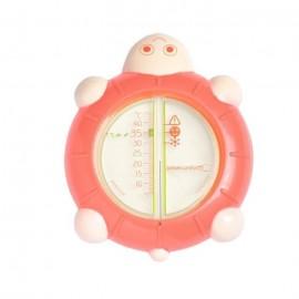 Bébé Confort Thermomètre de bain Tortue rose