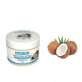 Racine vita Huile noix de coco en pot 120g