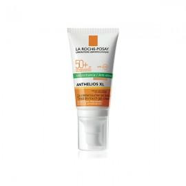 la Roche Posay Anthelios xl spf50 anti brillance gel crème toucher sec teinté 50 ml