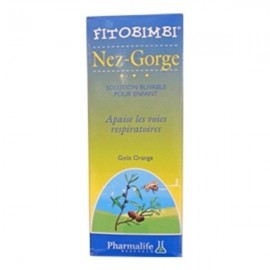 Fitobimbi Nez-Gorge Solution Buvable