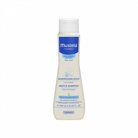 Mustela Shampoing Bébé à La Camomille (200 Ml)