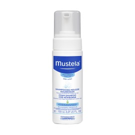 Mustela Shampoing Mousse Nourrisson (150ml)