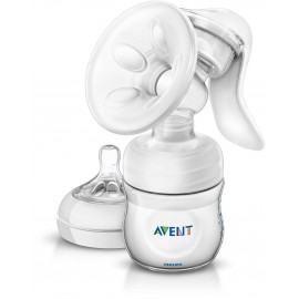 Avent Nouveau Tire Lait Natural Manuel (125Ml)