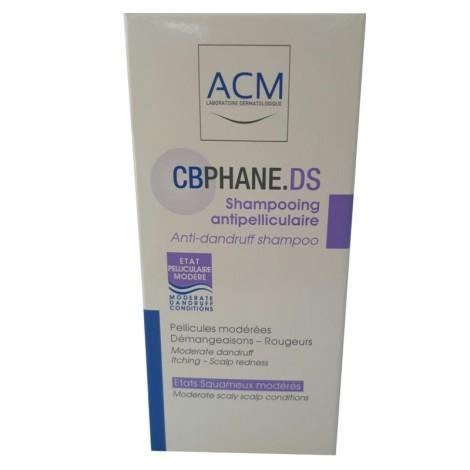 Acm Cbphane DS shampoing Apaisant Reéquilibrant 125 ml