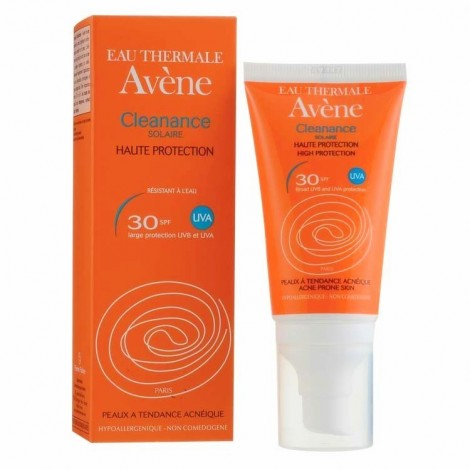 Avène Cleanance solaire haute protection SPF 30 / FPS 30 (50 ml)