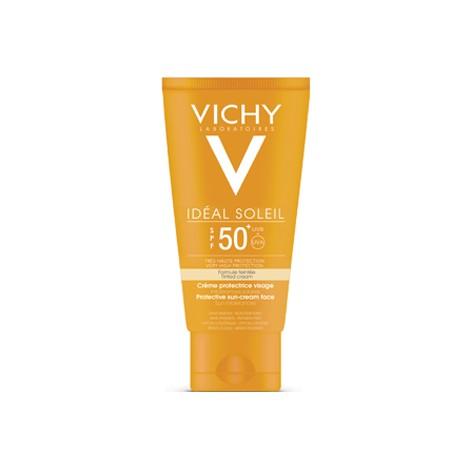 Vichy Capital Soleil Crème Teinté Adultes IP50+ (50 Ml)