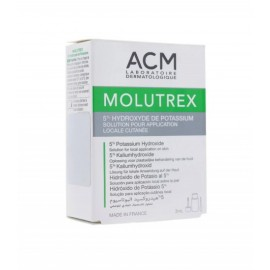 Acm Molutrex Solution Pour Application Locale Cutanée 3ml