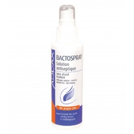 Addax Bactospray Solution Antiseptique