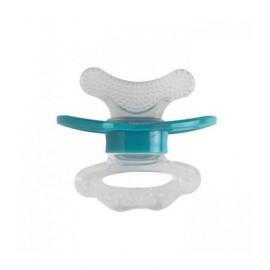Bébé Confort Anneau de Dentition Sucette Etape 1 Bleu
