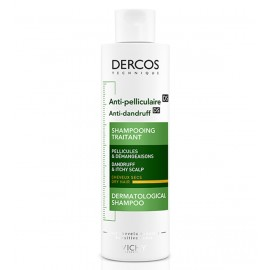 Vichy Dercos Shampoing Antipelliculaire Pellicules Sèches (200 Ml)