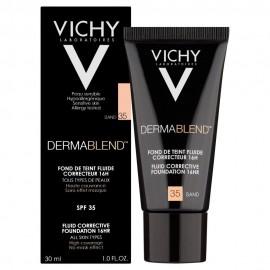 Vichy Dermablend Fond de Teint Correcteur ( 30 ml)