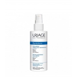 Uriage Bariéderm Cica-Spray CU-ZN+ Spray Asséchant Réparateur (100 ml)