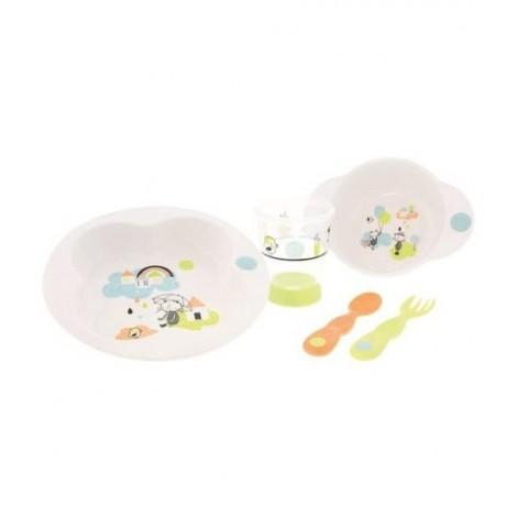 Bébé confort set repas under the rainbow