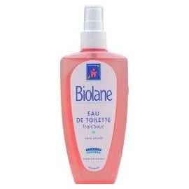 Biolane Eau de Toilette Fraîcheur Spray (200 ml)