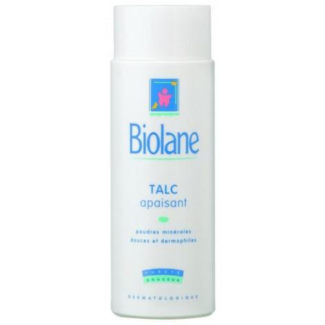 Biolane Talc Apaisant 100 g