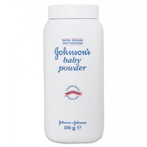Johnson Poudre talc (100gr)