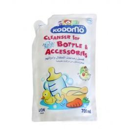 Kodomo Recharge Liquide Nettoyage Biberons - Sucettes et Accessoires Bébé (700ml)