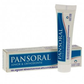 Pansoral Junior et Orthodontie Gel Pour Application Buccale (15 ml)