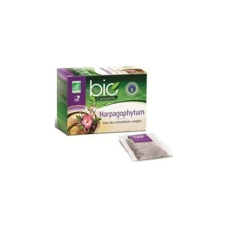 Bio Conseils Harpagophytum infusion 20 sachets