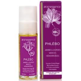 Aromessence Phlébo - Jambes Lourdes - Varices - Hémorroïdes (30ml)