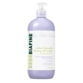 Bebebiafine Crème Lavante Cheveux Et Corps (500 ml)