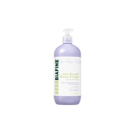 BEBEBIAFINE Creme lavante Cheveux et Corps 500ml