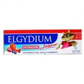 Elgydium Dentifrice Junior Fruits Rouges (50 ml)