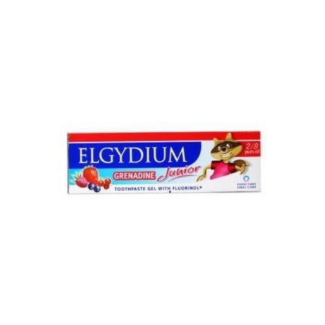 Elgydium Dentifrice Junior Fruits Rouges (50 ml)