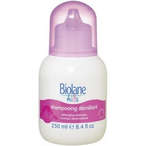 Biolane Shampooing Démêlant 250 ml