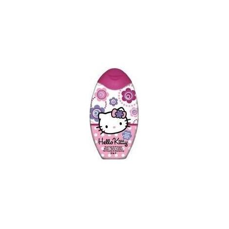 Hello Kitty Gel Douche et Shampooing 2 en 1 (300ml)