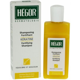 Hegor Shampoing Fortifiant A La Keratine Cheveux Fins Et Mous