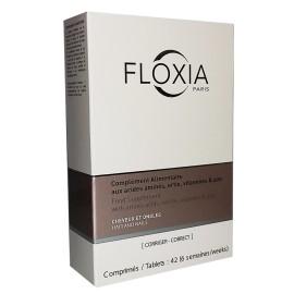 Floxia Complément Alimentaire Pour Cheveux et Ongles (42 Comprimés)