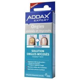 Addax Expert Solution Ongles Mycosés - Nouveau (4ml)