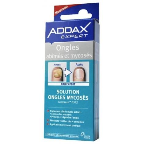 Addax Expert Solution Ongles Mycosés - Nouveau 4ml