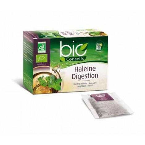 Bio conseils Infusion Haleine Digestion 20 Sachets