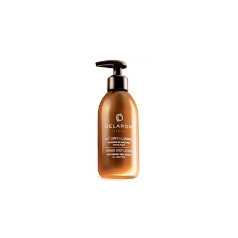 DELAROM SAVON LIQUIDE A L'ORANGE 200ML