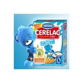 Cerelac Blé Céréales Infantiles Au Lait Format Economique (400g)