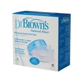 Dr Brown's Stérilisateur Vapeur Pour Micro-Ondes