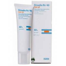 Ureadin Rx 40 Gel Oil Exfoliante (30 Ml)